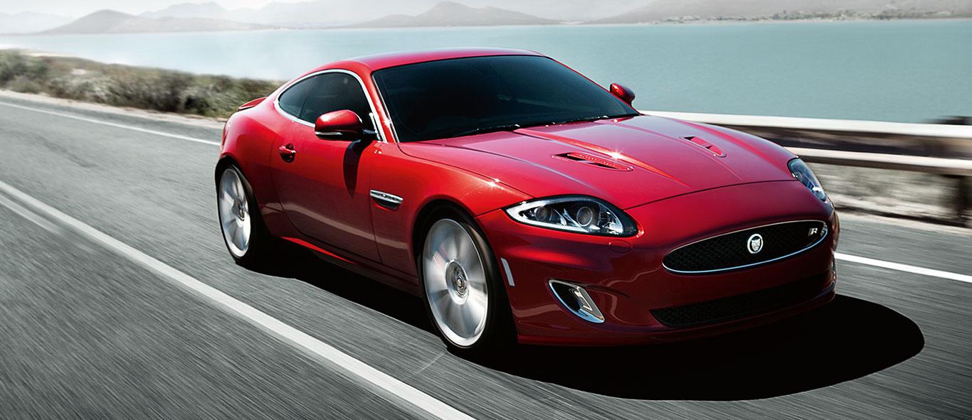 modele Jaguar xk