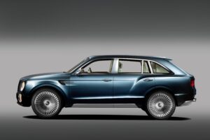 assurance Bentley suv