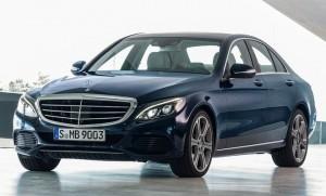 Mercedes classe c 2015 exterieur