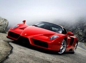 Assurance Ferrari enzo