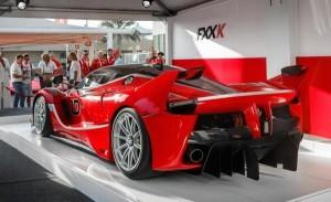 Ferrari fxx k d j sold out cm prestige for Garage partenaire allianz