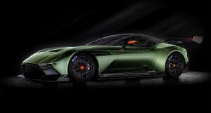 Aston martin vulcan entière