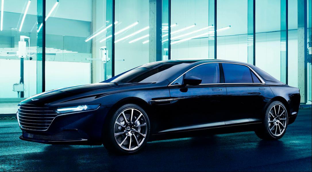 L'Aston Martin Lagonda