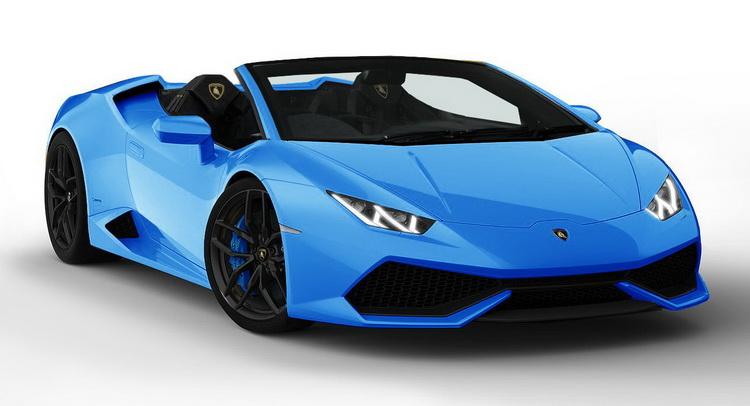Lamborghini Huracan Spyder : Un nouveau monstre made in Italia