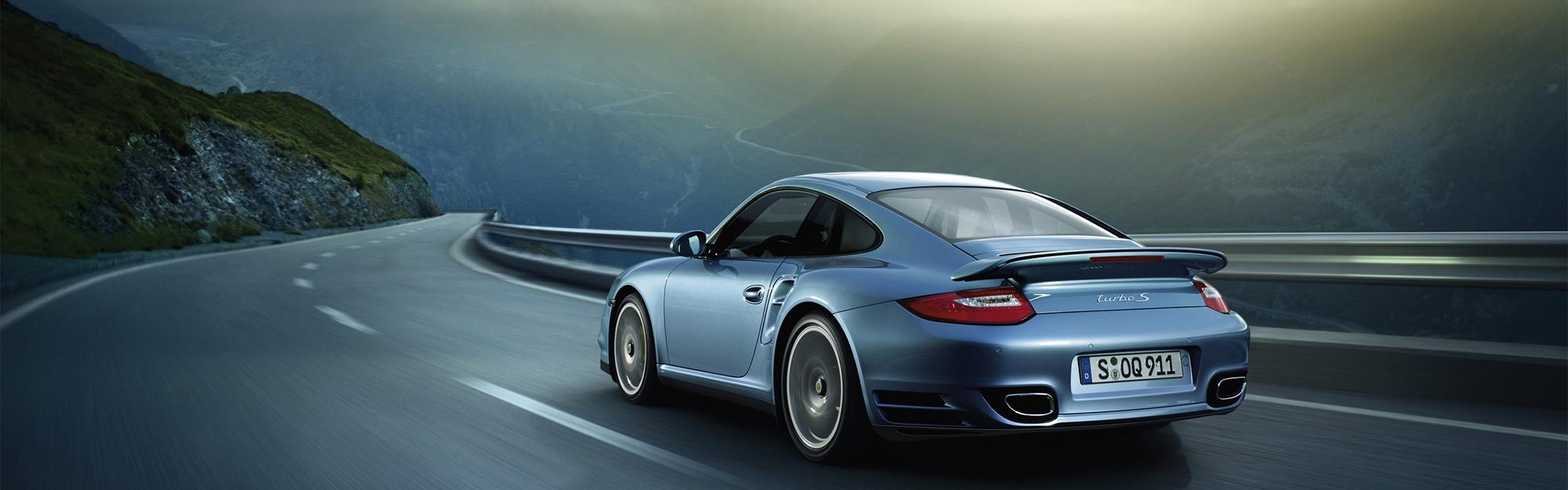 assurance porsche 911 turbo S