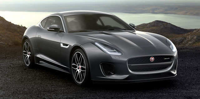 Assurance Jaguar F-Type