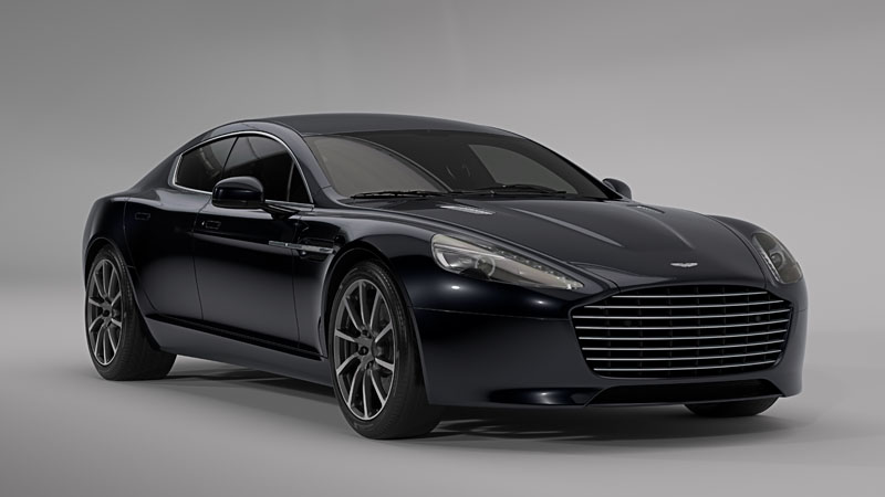 Assurance Aston Martin Rapide S Shadow Edition
