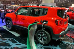 Jeep salon de genève