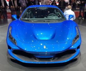 Ferrari salon de genève