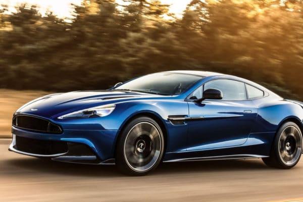 Du nouveau pour Aston Martin