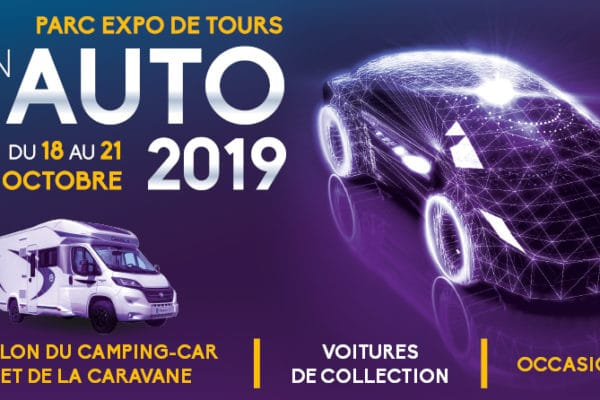 Salon auto tours 2019