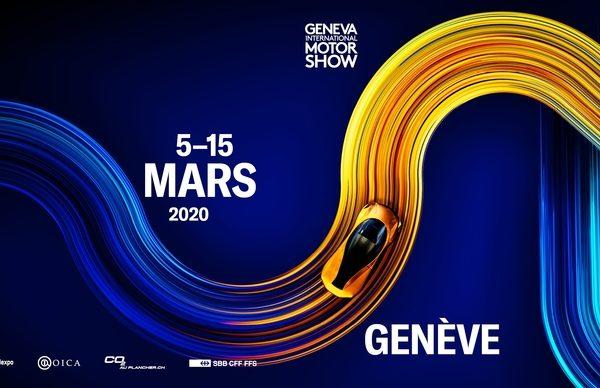 Salon Genève 2020 annulé !
