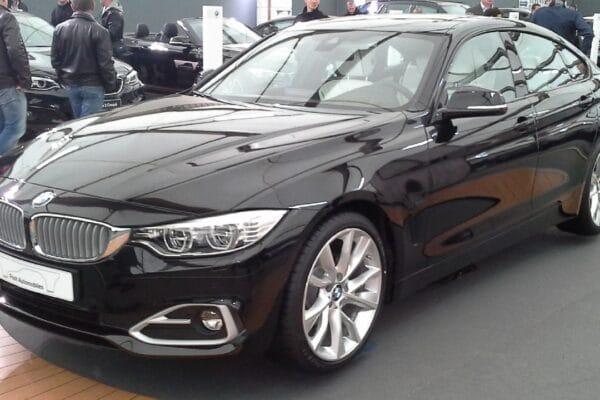 La nouvelle BMW Série 4